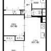 2SLDK Apartment to Buy in Urayasu-shi Floorplan