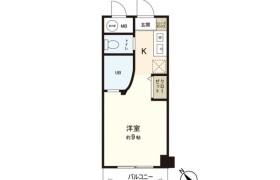 1R {building type} in Aioimachi - Fukuoka-shi Hakata-ku
