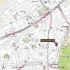 在澀谷區內租賃1LDK 公寓大廈 的房產 地圖