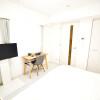 在江東區內租賃1K 公寓大廈 的房產 起居室