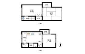 3DK {building type} in Sugamo - Toshima-ku