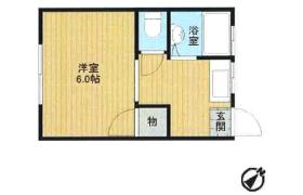 1K Apartment in Nishimachi - Minokamo-shi