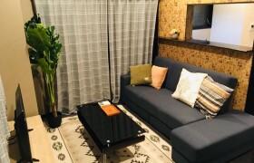 1LDK Apartment in Higashinakanobu - Shinagawa-ku