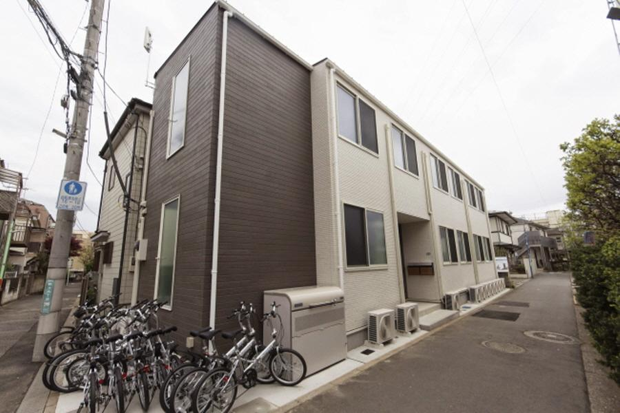 Private Serviced Apartment to Rent in Nakano-ku Exterior