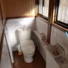 9DK House to Rent in Tondabayashi-shi Toilet