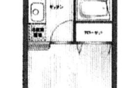 福岡市博多区 対馬小路 1K {building type}