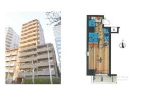 1K {building type} in Shimochiai - Shinjuku-ku
