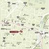 2LDK Apartment to Rent in Shinjuku-ku Map