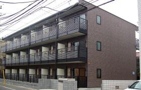 川崎市中原區新城-1K公寓大廈