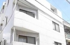 1R Apartment in Wakamiya - Nakano-ku