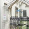 1R Apartment to Rent in Shinagawa-ku Building Entrance