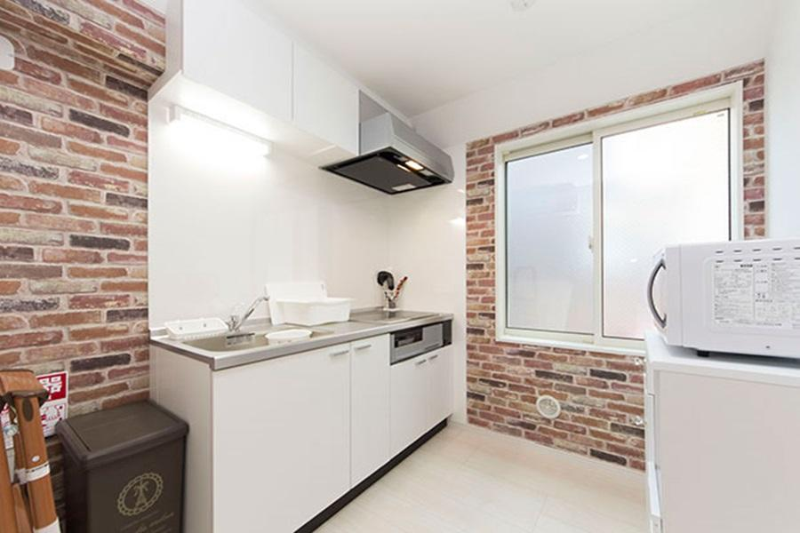 Private Guesthouse to Rent in Nerima-ku Kitchen