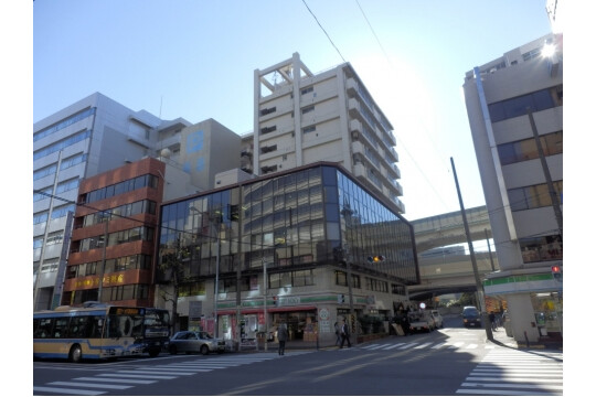 Restaurant Retail to Rent in Yokohama-shi Kanagawa-ku Exterior