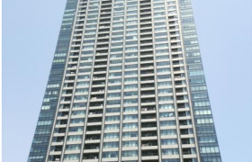 2LDK Apartment in Toyosu - Koto-ku