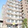 1K Apartment to Rent in Osaka-shi Abeno-ku Exterior