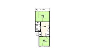 2K Mansion in Honcho - Nakano-ku