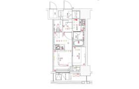 板桥区南町-1DK公寓大厦