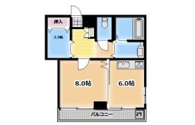 1SDK Apartment in Oyaguchi kitacho - Itabashi-ku