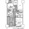 1SLDK Apartment to Buy in Kyoto-shi Nakagyo-ku Floorplan