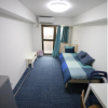 1R Apartment to Rent in Amagasaki-shi Living Room