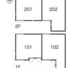 1K Apartment to Rent in Kawasaki-shi Takatsu-ku Layout Drawing