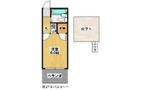1K Apartment in Tokiwadaira yanagicho - Matsudo-shi