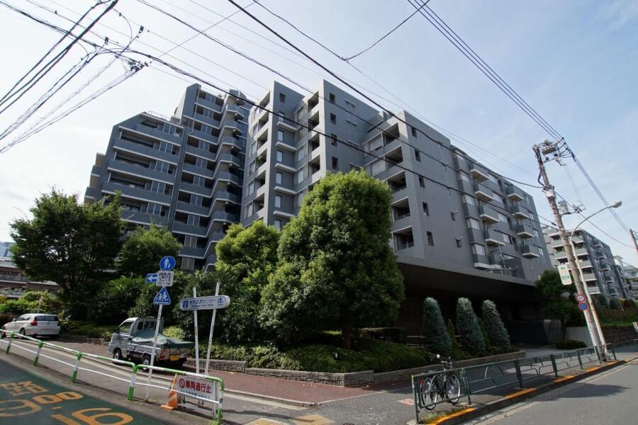 3LDK マンション 新宿区 内装
