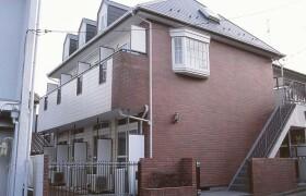 横浜市南区永田山王台-1R公寓