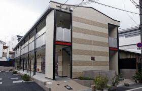 大阪市阿倍野区 長池町 1K アパート