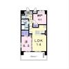 1SLDK Apartment to Rent in Yokohama-shi Kohoku-ku Floorplan