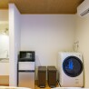 在台东区内租赁1R 公寓大厦 的 卧室