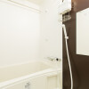 1K Serviced Apartment to Rent in Osaka-shi Naniwa-ku Bathroom