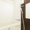 1K Serviced Apartment to Rent in Osaka-shi Naniwa-ku Bathroom