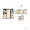 1LDK Apartment to Rent in Adachi-ku Interior