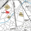 1LDK Apartment to Rent in Chiba-shi Inage-ku Access Map