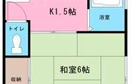 中野区中央-1K公寓