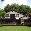 在南都留郡鳴沢村购买5LDK 独栋住宅的 户外