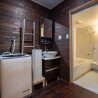 3DK 戸建て 京都市下京区 洗面所