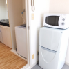 1K Apartment to Rent in Shinjuku-ku Equipment