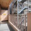 2LDK Apartment to Buy in Osaka-shi Naniwa-ku Balcony / Veranda