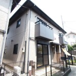 2LDK Terrace house
