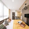 1R Serviced Apartment to Rent in Osaka-shi Fukushima-ku Bedroom