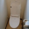1K Apartment to Rent in Yokosuka-shi Toilet