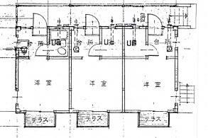 Whole Building Apartment to Buy in Utsunomiya-shi Floorplan