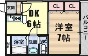 1K Mansion in Daikoku - Osaka-shi Naniwa-ku