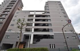 1R {building type} in Ichigayanakanocho - Shinjuku-ku