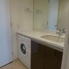 1K Apartment to Rent in Nakano-ku Washroom