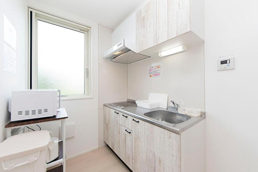 Private Guesthouse to Rent in Suginami-ku Kitchen