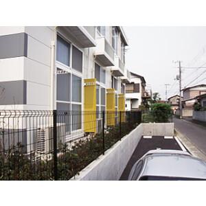 逗子市桜山-1K公寓 楼层布局
