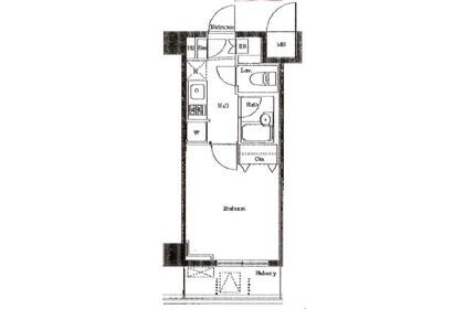 1K Apartment to Rent in Sumida-ku Exterior